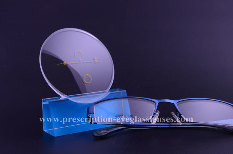 Multifocal Vision Progressive Eyeglass Lenses , 1.499 CR39 Multifocal Lenses